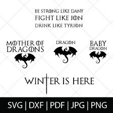 3,679,500+ free vector icons in svg, psd, png, eps format or as icon font. Game Of Thrones Svg Bundle The Love Nerds