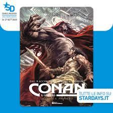 Edizioni Star Comics Conan Il Cimmero Intrusi A Palazzo Patrice Louinet Paolo Martinello Facebook