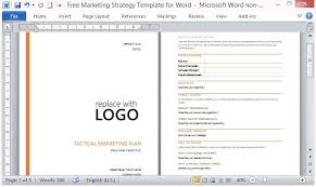 word microsoft templates microsoft templates business plan free marketing strategy template
