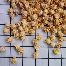 [fanshki] 【I want to eat】Creative hand made <b>popcorn</b> earrings ins fun ...