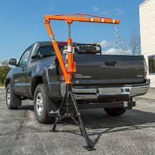 Discount Ramps: Apex Hydraulic Hitch-Mount Pickup Truck 1,000 lb Jib ...