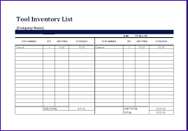 Inventory Management Excel Template Free Download Excel Template For