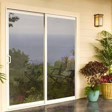 door window glass