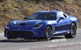True Blue Paint Color True Blue Hue 2013 Srt Viper Gts Caught Wearing A Familiar Paint