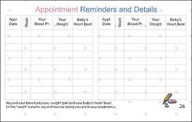 Calendars For Pregnancy Pregnancy Calendar Baby Chronicles