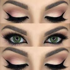 gorgeous and black eye makeup for green eyes fierce everyday style