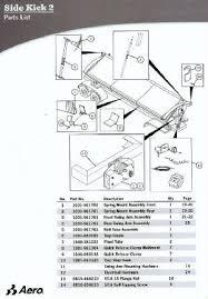9 b aero side kick side dump trailer tarping systems custom sk3 jpg