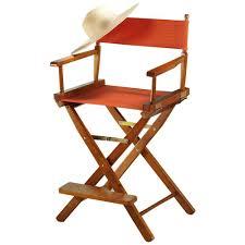 outdoor director chair. Director\u0027s Chair Honey Oak Solid Wood Frame Outdoor Director L