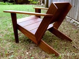 modern adirondack chair plans. Wonderful Adirondack Modern Adirondack Chair Plans All Chairs Design To