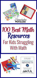 Small Picture 100 Best Resources for Kids Who Struggle With Math Homeschooling
