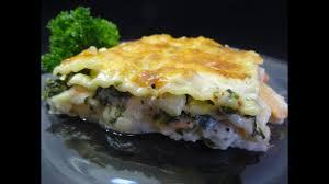 Resepi Seafood Lasagna Mat Gebu - Lamaran R