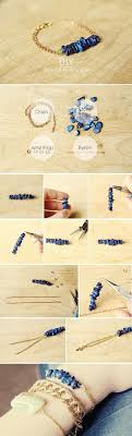 46 Easy DIY #Jewelry Tutorials for Accessories Unique to You .