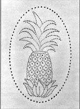 Tin Punch Patterns Adorable Pineapple Collection Welcome Punched Tin Designs Made By Country