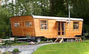 Tiny House On Wheel