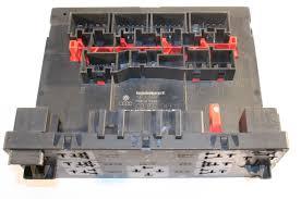 used genuine vw passat central locking control module fuse box vw passat central locking control module fuse box£14 99