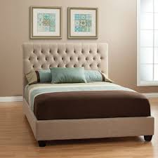 Upholstered Bed at Jerome's
