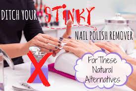 diy organic nail polish remover
