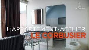 Visite Lappartement Atelier De Le Corbusier