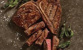 t bone steaks