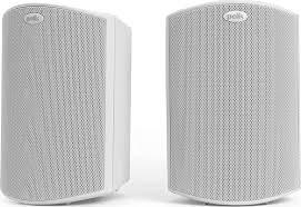 <b>Polk Audio</b> Atrium 4 White <b>всепогодная акустическая</b> система (пара)