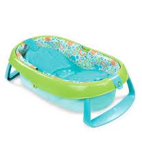 summer infant multi colour plastic baby bath tub
