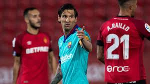 Родился 24 июня 1987, росарио, аргентина). Messi On Target As Barcelona Return To Action With Thumping 4 0 Win