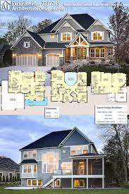 5 bedroom craftsman home plans fresh plan hs modern storybook craftsman house plan with 2 story