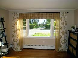 window ideas for living room curtains round 3 windows and curtain shade diy