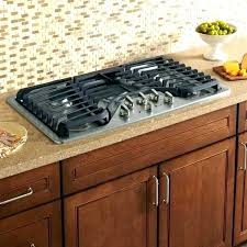 ge glass cooktop profile gas gas profile in gas in stainless steel with 5 within gas ge glass cooktop