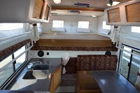 hallmark buyers guide pop up truck campers ahallmark floorplan acircmiddot ahallmark cuchara interior