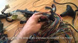 subaru to vw swap obd2 harness part 2 youtube Vw Subaru Conversion Wiring Harness subaru to vw swap obd2 harness part 2 vw subaru conversion wiring harness