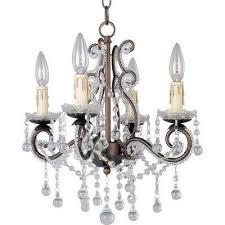 katherine 4 light oil rubbed bronze mini chandelier