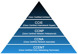 Cisco Certification Chart What Is Ccnp And What Are The Job Roles