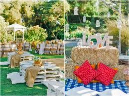 picnic wedding reception. 25 Fun Outdoor Picnic Wedding Ideas to Copy Deer Pearl Flowers