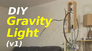 Who Invented Gravity Light Gravity Light A Homemade Diy One Version 1