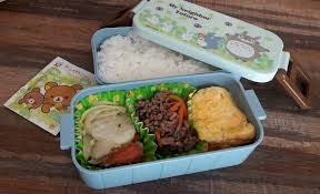 What's inside a <b>Japanese bento box</b>? More than just a plain lunch