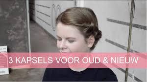 Super Makkelijke Leuke Kapsels Voor Oud En Nieuw Video Girlscene