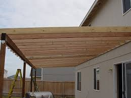 simple wood patio covers. Beautiful Wood How To Build A Wood Patio Cover Simple Covers And O