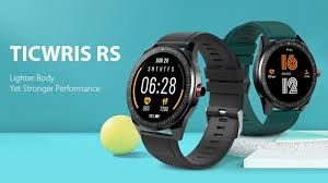 <b>TICWRIS RS Smart Watch</b> | Best Ultra Thin Fitness Tracker | 20 Days ...