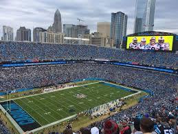 Bank Of America Stadium Carolina Panthers Stadium Journey