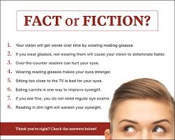 Vision Reading Glasses Myths Top 8 Readers Com