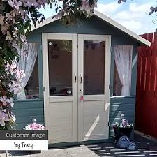 garden houses. 7 x 5 waltons bournemouth wooden summerhouse garden houses