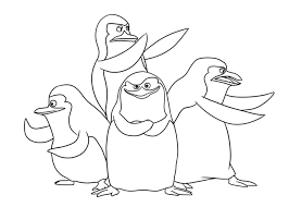Small Picture Printable Madagascar Coloring Pages Coloring Me