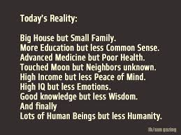 Let's Change Today's Reality With Humanity And Kindness Quotes Gorgeous Reality Life Quotes