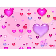 Free Hearts Backgrounds For Your Dtp Projects