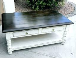 coffee table refurbishing ideas refinishing best refinish rustic paint