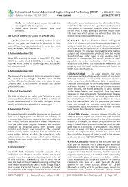 publish research paper literature review format