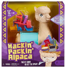 Настольная <b>игра Mattel</b> Непредсказуемая альпака — купить по ...