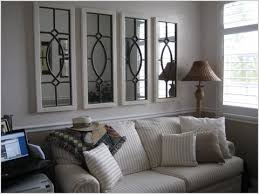 large wall decorating ideas above couch decoration for home