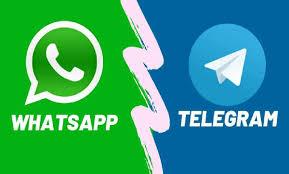 طريقة نقل محادثات الواتساب الى تطبيق التيلجرام